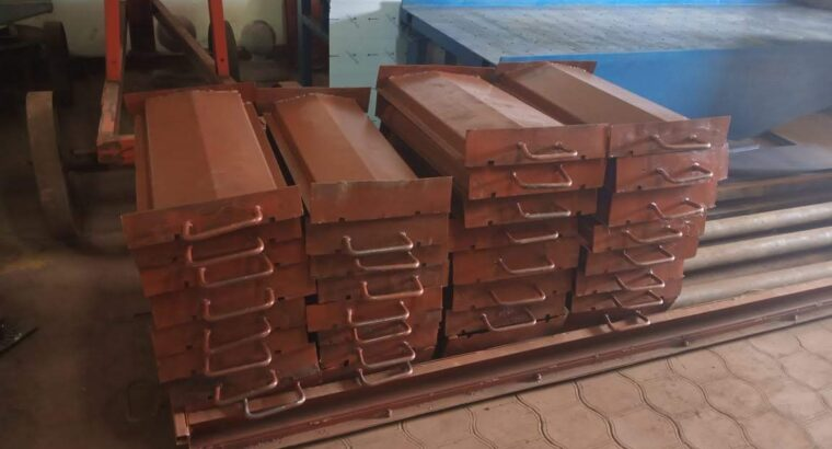 Wall Coping moulds