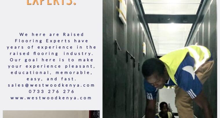 Access Raised Floors Kenya